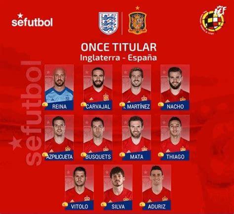 Resultado Inglaterra vs España de hoy | Partido amistoso