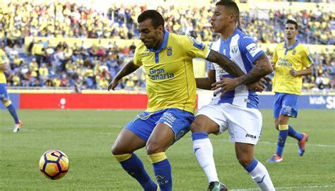 Resultado Las Palmas - Leganés de hoy | Liga Santander ...