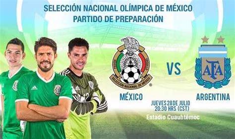 Resultado: México 0 0 Argentina [Vídeo Resumen] Amistoso ...