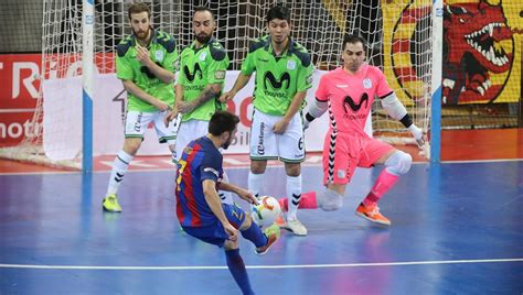 Resultado Movistar Inter - Barcelona