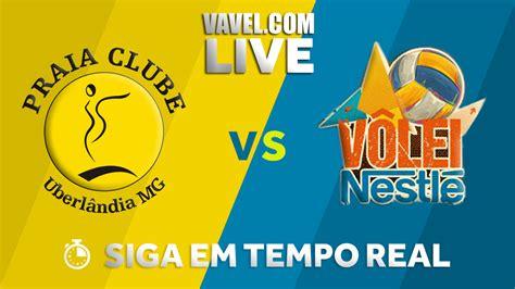 Resultado Osasco x Praia Clube nos playoffs da Superliga ...