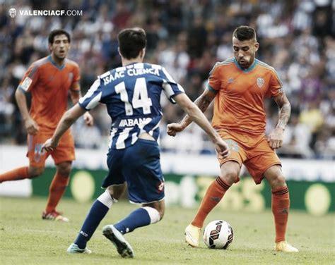 Resultado partido Valencia   Elche en Liga BBVA 2015  3 1 ...