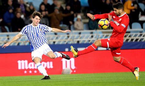 Resultado Real Sociedad - Sevilla, hoy en directo online ...