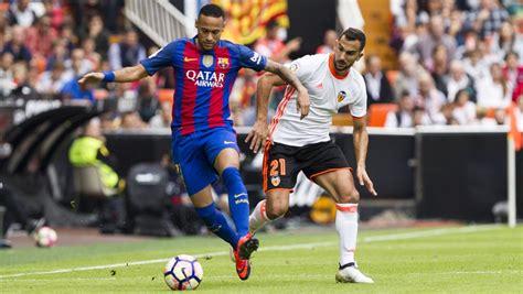 Resultado Valencia   Barcelona hoy de Liga