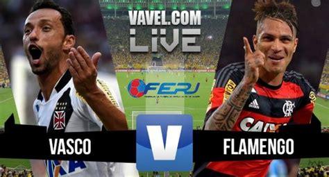 Resultado Vasco x Flamengo no Campeonato Carioca 2016  2 0 ...
