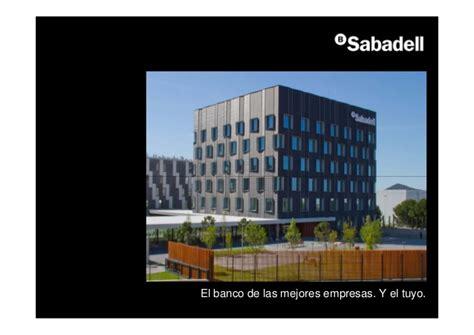 Resultados Banco Sabadell 2012