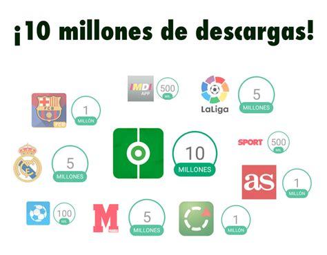 Resultados de Fútbol es la app Android española más descargada