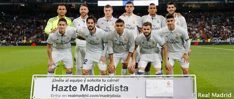 Resultados de la 15ª jornada de Liga   Real Madrid CF