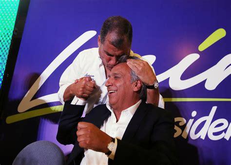 Resultados elecciones Ecuador: Lenín Moreno acaricia la ...