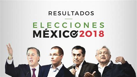 Resultados Elecciones en México 2018   Univision
