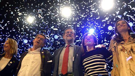 Resultados elecciones vascas: Rajoy, muy contento con los ...