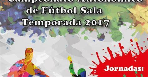 Resultados y clasificación Fútbol Sala