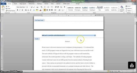 Resume Sample : Cool Basic APA Formatting In Open Office ...