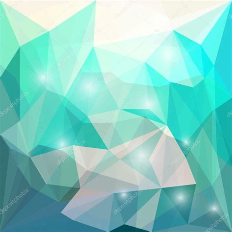 Resumen brillante de color fondo triangular geométrica ...
