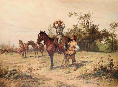 Resumen de Don Quijote—primera parte, capítulo 30