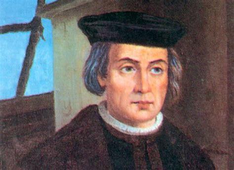 Resumen de la biografía de Cristobal Colón   Curiosidades.info
