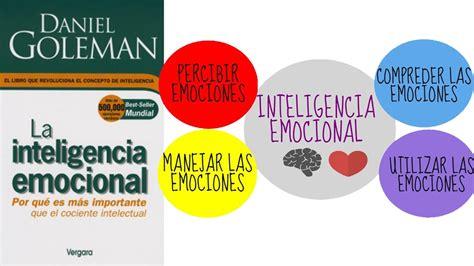 Resumen de la inteligencia emocional   Daniel Goleman ...