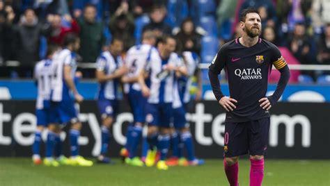 Resumen Deportivo   Barcelona: El Barça se complica la ...