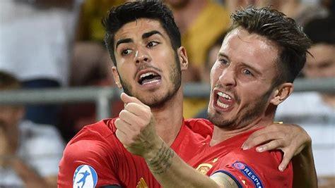 Resumen Italia - España Sub 21: Saúl Ñíguez guía a la ...