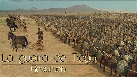RESUMEN: La guerra de Troya   YouTube