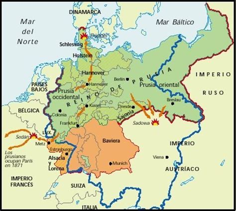 Resumen: La Guerra Franco-Prusiana (1870-1871) | Historia ...