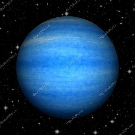 Resumen planeta Neptuno genera fondo de textura — Foto de ...