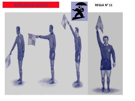 Resumen reglas de futbol 26 03 2014