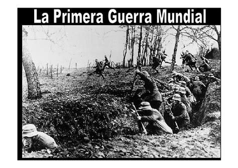 Resumen sobre Primera y Segunda Guerra Mundial   Apuntes y ...