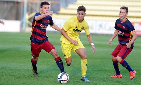 Resumen Villarreal B   Barcelona B   YouTube