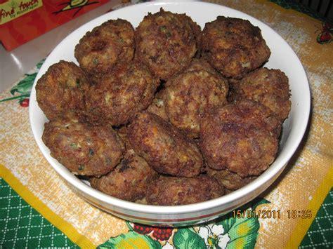 Reteta Parjoale moldovenesti   Mancaruri cu carne ...