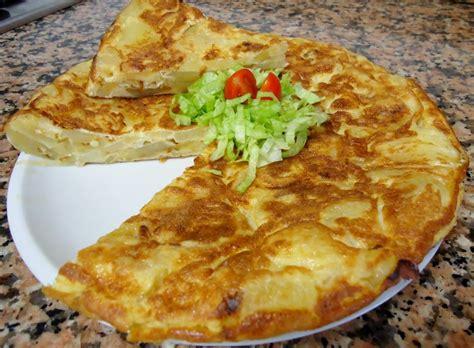 Reteta Tortilla spaniola