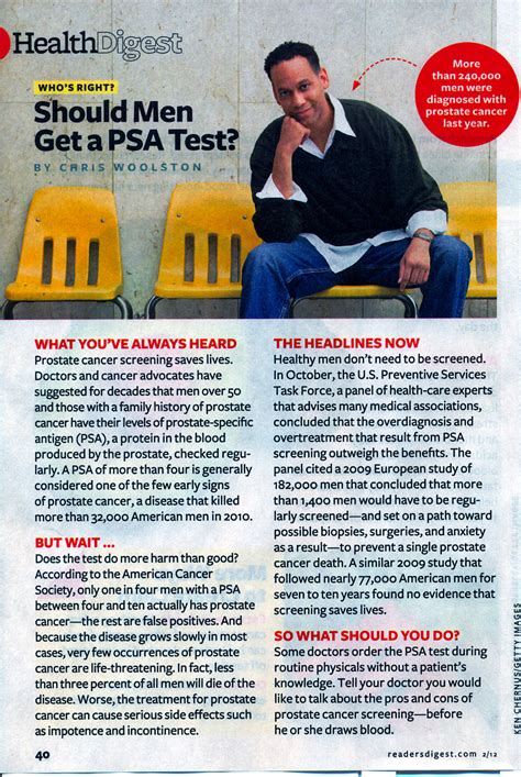 Retired in Delaware: Does PSA Screening Save Lives?