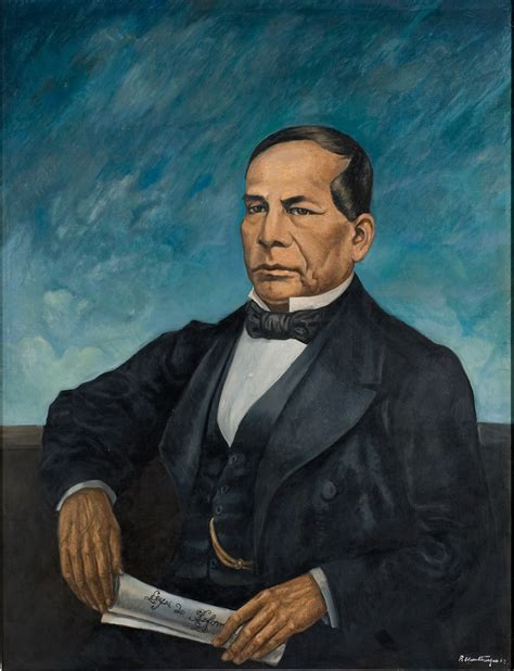 Retrato de Benito Juárez García   3 Museos
