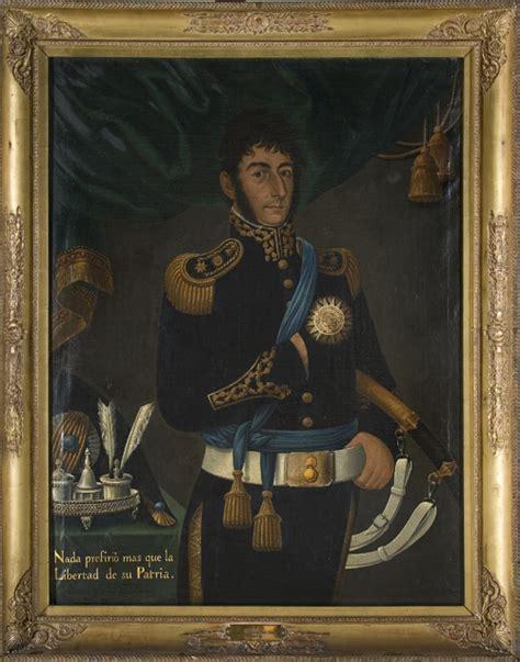 Retrato de San Martín, por José Gil de Castro | Museo ...