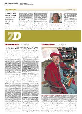 Retratos Afilados: Luis Fernández Olaverri