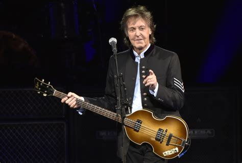 Return Of The Macca: Rupp Arena Announces Paul McCartney ...