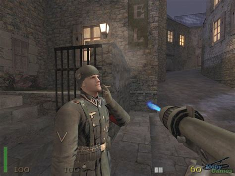 Return to Castle Wolfenstein Free Download - Full Version!