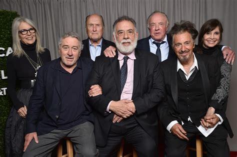 Reunión de los protagonistas de 'El Padrino' en su 45 ...