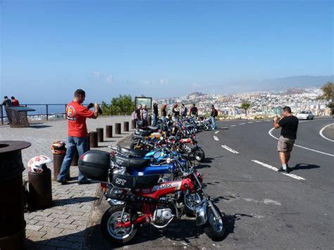 Reunión de propietarios de Honda 70 en Tenerife ...