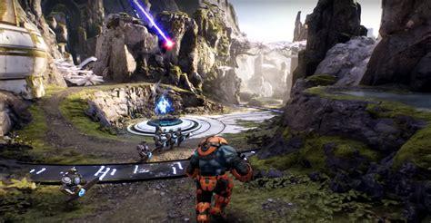 Revelados los requisitos de Paragon, el MOBA de Epic Games ...