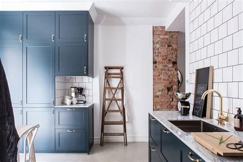 Revestimientos de cocina: ladrillo visto, cemento pulido ...