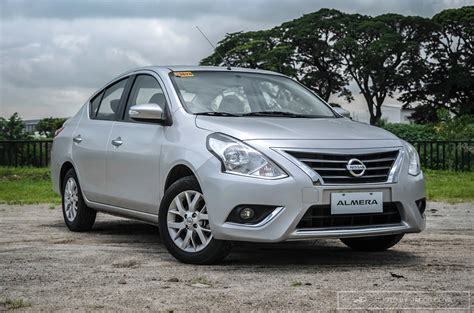 Review: 2017 Nissan Almera 1.5 VL AT | AutoDeal