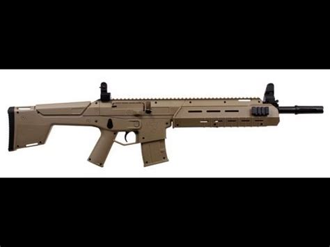 Review Crosman MK-177 , A Mash Up Of the FN SCAR ...