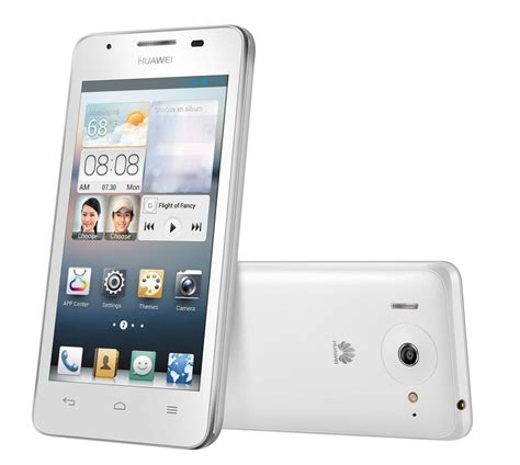Review Huawei Ascend G510 Smartphone   NotebookCheck.net ...