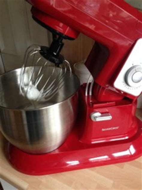 Review: Lidl SilverCrest Food Processor  Stand Mixer ...