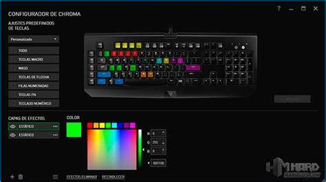 Review teclado Razer BlackWidow Ultimate Chroma   Hardmaníacos
