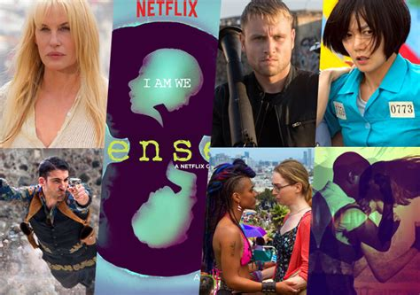 Review: The Wachowskis Nonsensical 'Sense8' Is The First ...