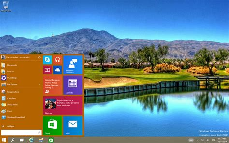 Review: Windows 10  Technical Preview  – CarlosAriash Blog