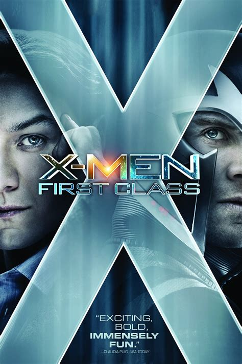 Review: X-Men First Class (2011) | Weekday Matinee