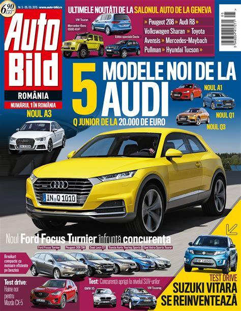 Revista Auto Bild nr. 5 din 05 martie 2015   Headline ...